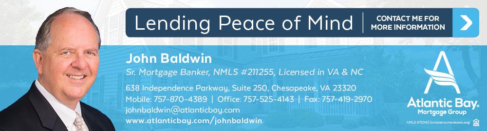 John Baldwin Atlantic Bay Mortgage